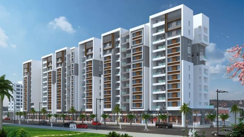 riddhi-siddhi-heights Images for Elevation of RR Riddhi Siddhi Heights