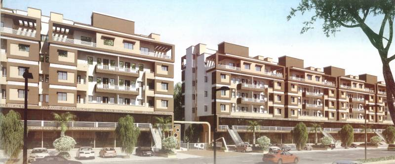 Images for Elevation of Yogi Shree Akshar Residency