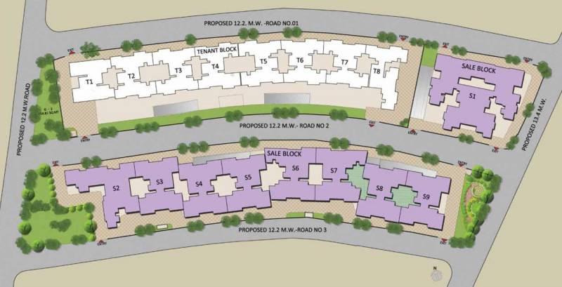 Images for Layout Plan of Godrej Prime