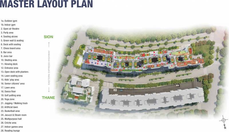Images for Master Plan of Godrej Prime