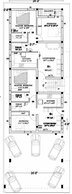 Images for Cluster Plan of Anu Harshita