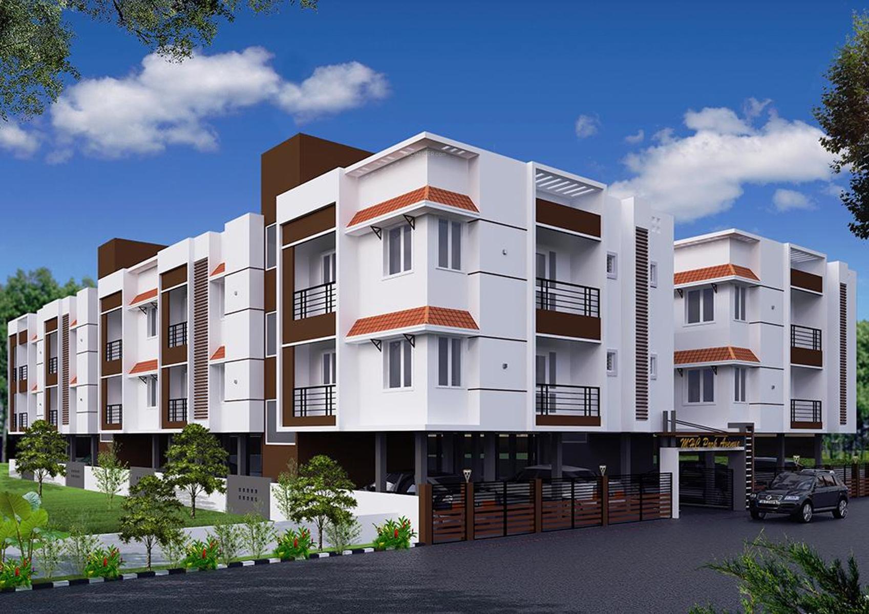 Madras mhc park avenue in urapakkam chennai price for Gemini homes