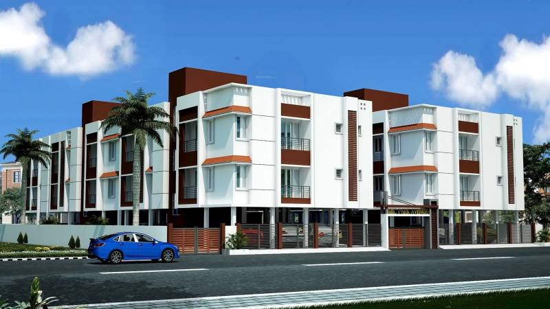 Images for Elevation of Madras MHC Park Avenue