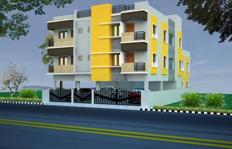 Images for Elevation of KVR Builders Sri Vrikshah