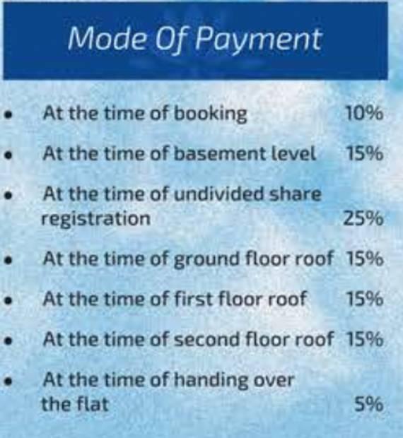 Images for Payment Plan of KVR Builders Sri Vrikshah