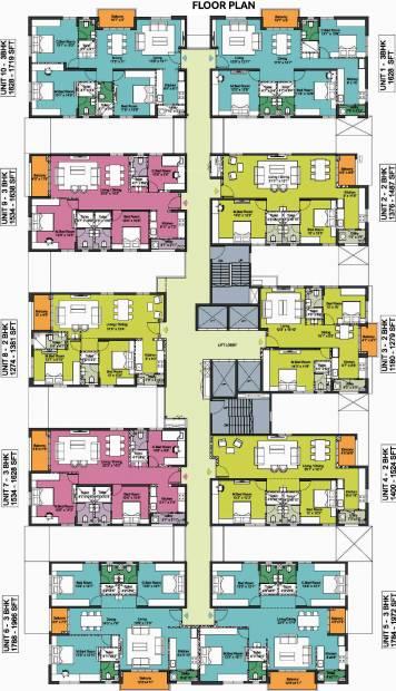 Images for Cluster Plan of PBEL Crystal At City