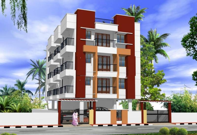 Images for Elevation of Anjana Arudhra