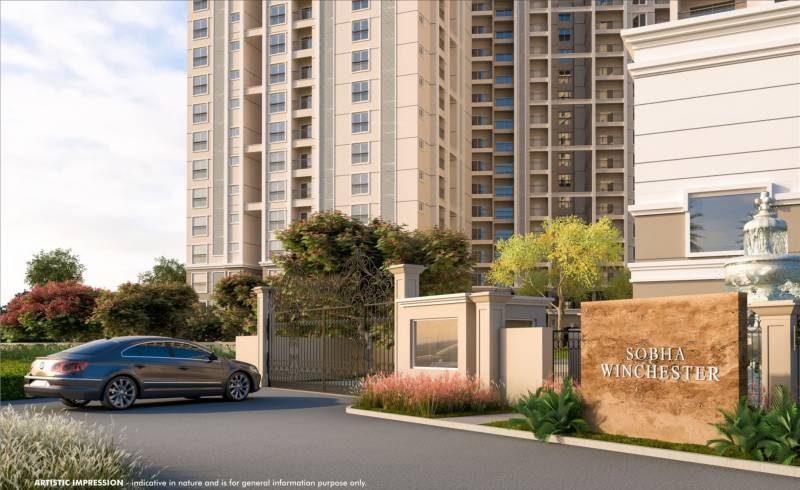 Images for Amenities of Sobha Winchester