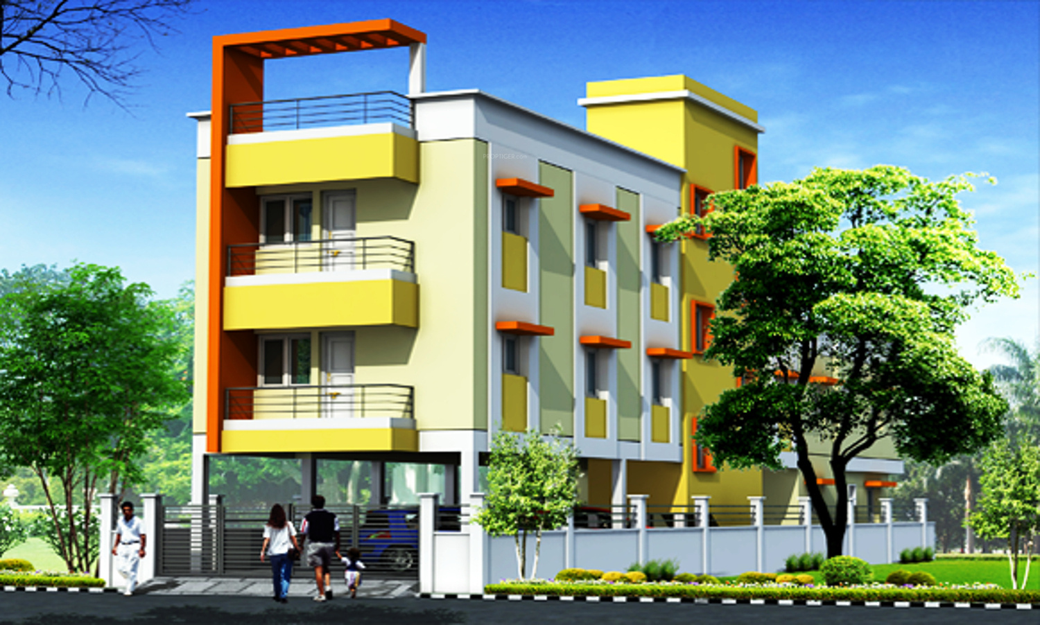 514 Sq Ft 1 Bhk Floor Plan Image Sarvajith Royal
