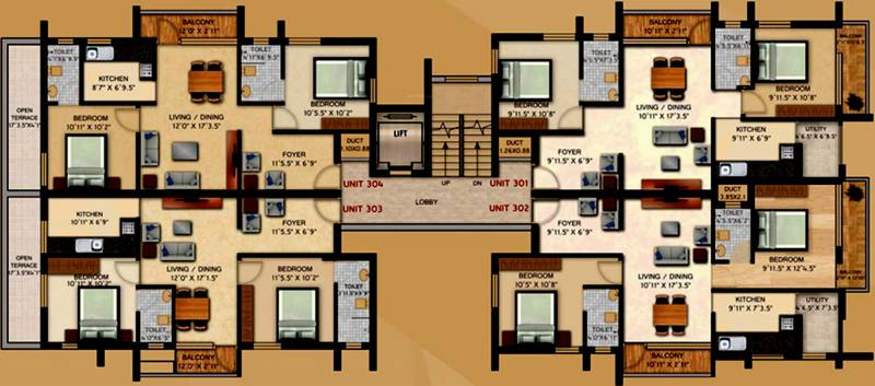 Images for Cluster Plan of Pearl Symphony