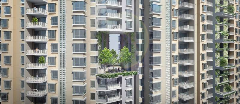 Images for Elevation of Bhartiya Nikoo Homes 2