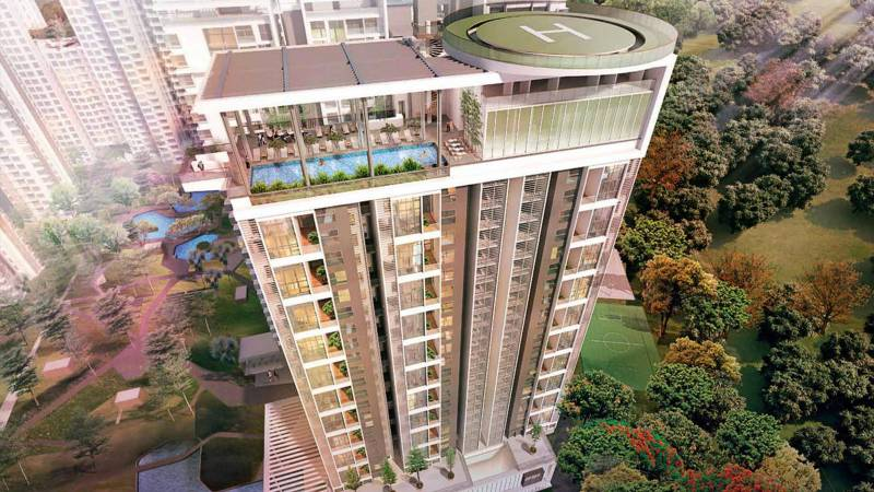 Images for Elevation of Bhartiya Nikoo Homes 2