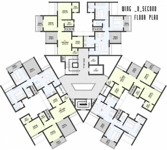 Images for Cluster Plan of Sai La Molesa