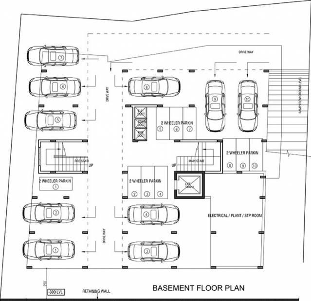 Images for Cluster Plan of MYS Highland