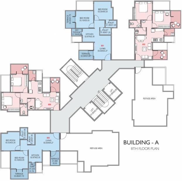 Images for Cluster Plan of Adhya Radha Krishna
