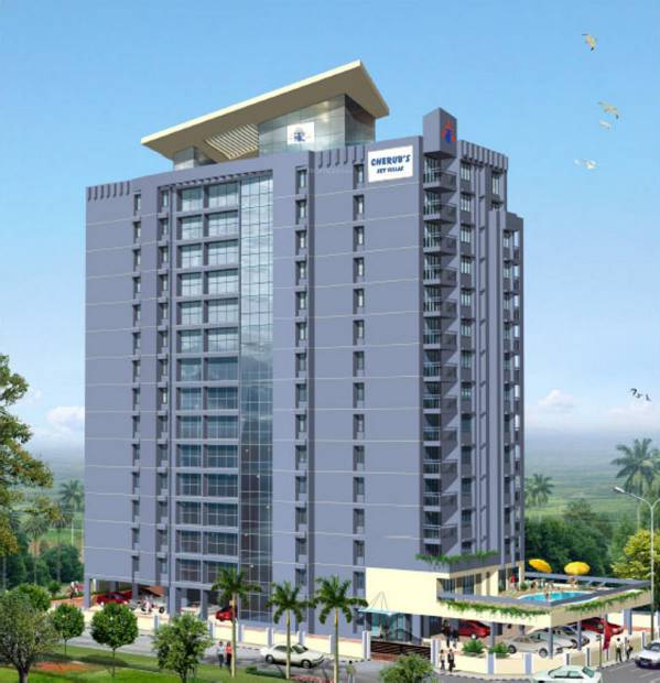Images for Elevation of Nutech Cherubs Skyvillas