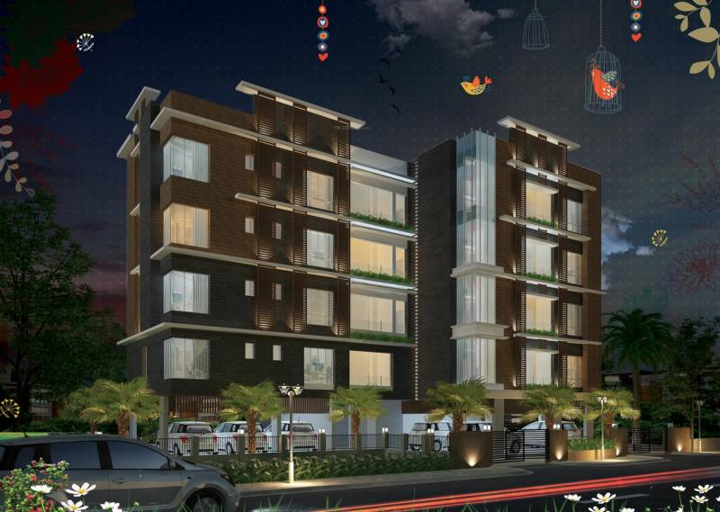 Images for Elevation of Sandhu Ekam Park View