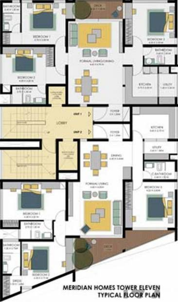 Images for Cluster Plan of Prime Tower 11