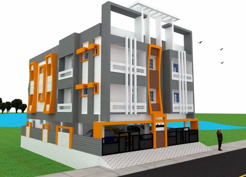 Images for Elevation of Pushpanath Aradhana Homes