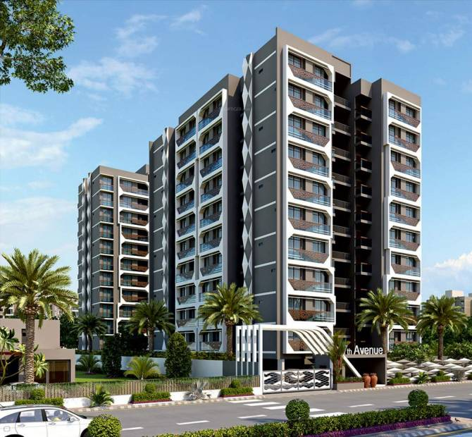 Images for Elevation of Patidar Seventh Avenue