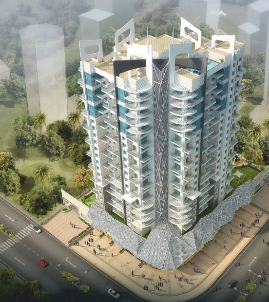Images for Elevation of Vishal Skyscraper