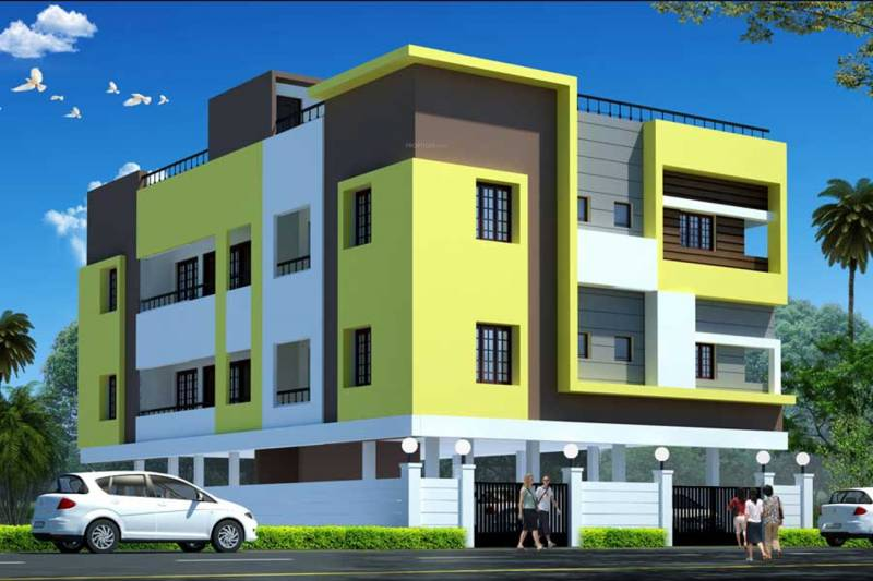 Images for Elevation of Dhanam Sun Court Aparment