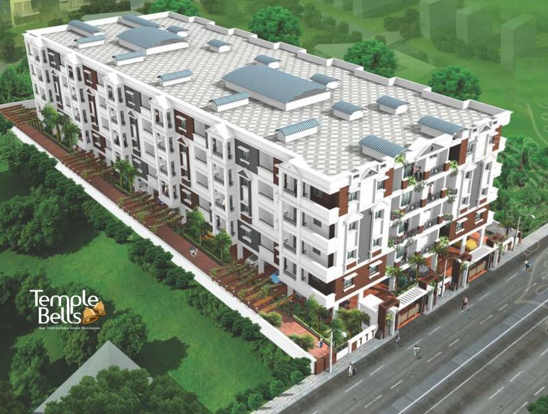 ravoos-developers temple-bells Elevation