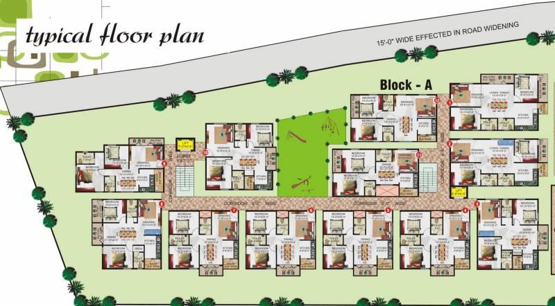 Images for Cluster Plan of Excel Florance