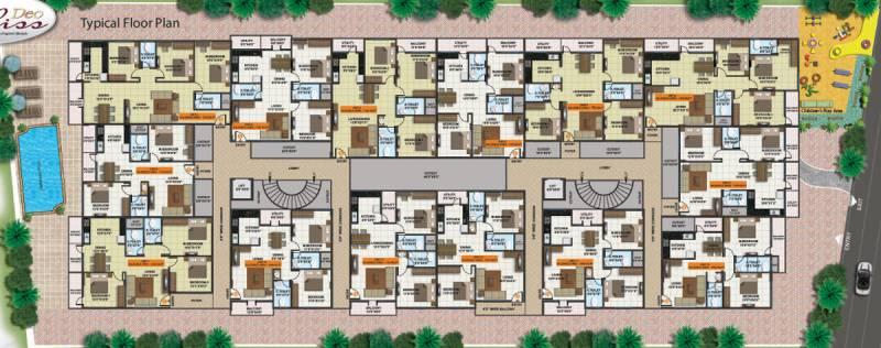 deo-bliss Images for Cluster Plan of Neeladri Deo Bliss