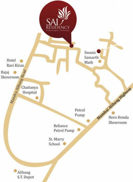 Images for Location Plan of Jet Sai Residency