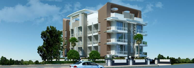 jet-infraventure-ltd sai-residency Elevation