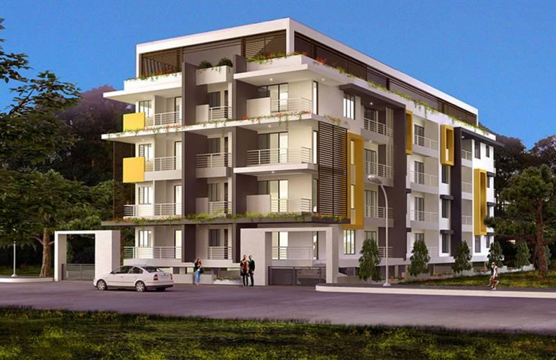 Images for Elevation of Nidhi Land Safal Homes