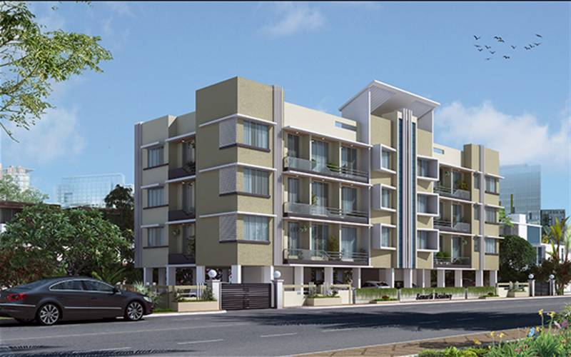 Images for Elevation of Jet Samarth Residency