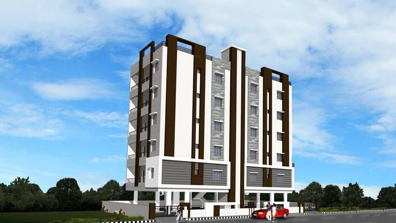 primark-projects sri-sai-residency Elevation
