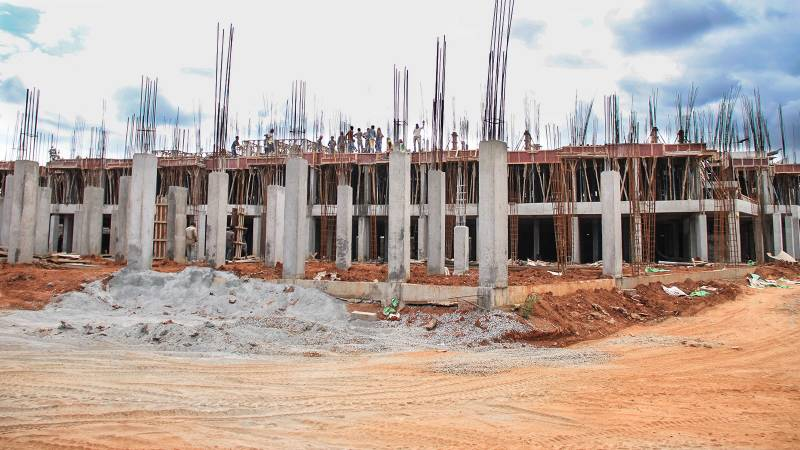 Images for Construction Status of Sipani Jardin