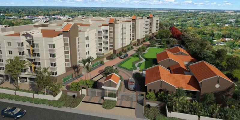 Images for Elevation of Sipani Jardin