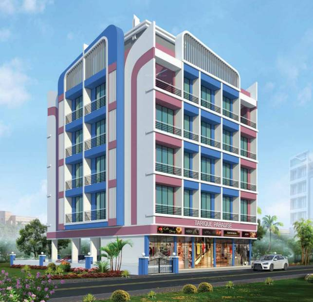 Images for Elevation of Kohinoor Developers Tarique Paradise