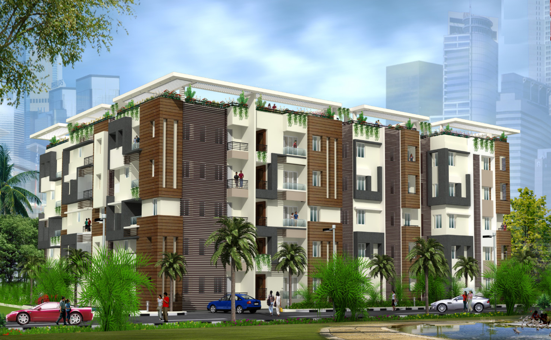 Elevation Stones Bangalore : Whitestone veroso in kr puram bangalore price location