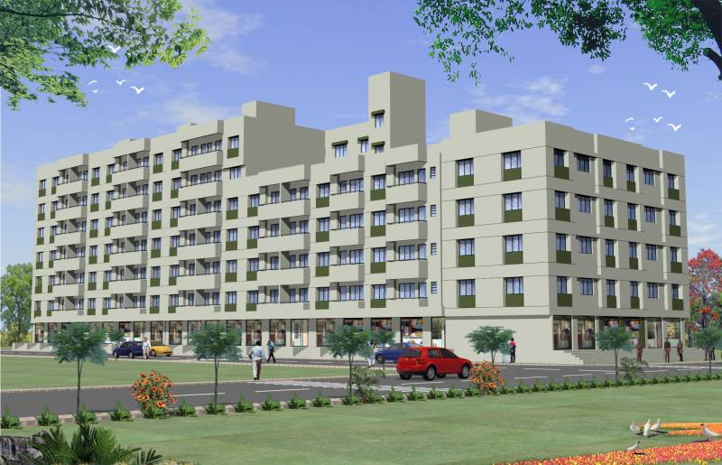 Images for Elevation of Sanjay Vaishnavi Complex
