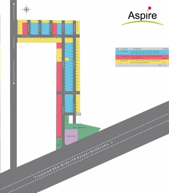 Images for Layout Plan of Sark Aspire