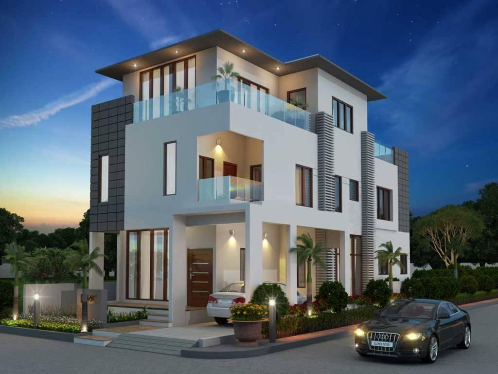 Front Elevation Of Villas In Bangalore : Frontier ridgewood villas in sarjapur bangalore price