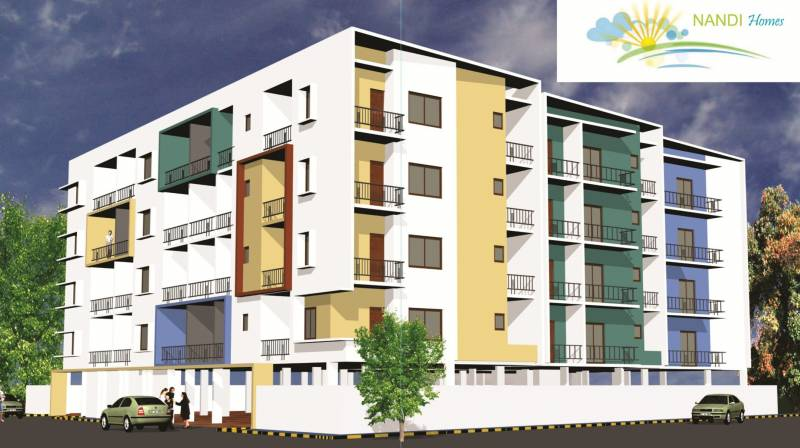 Images for Elevation of Nandi Homes