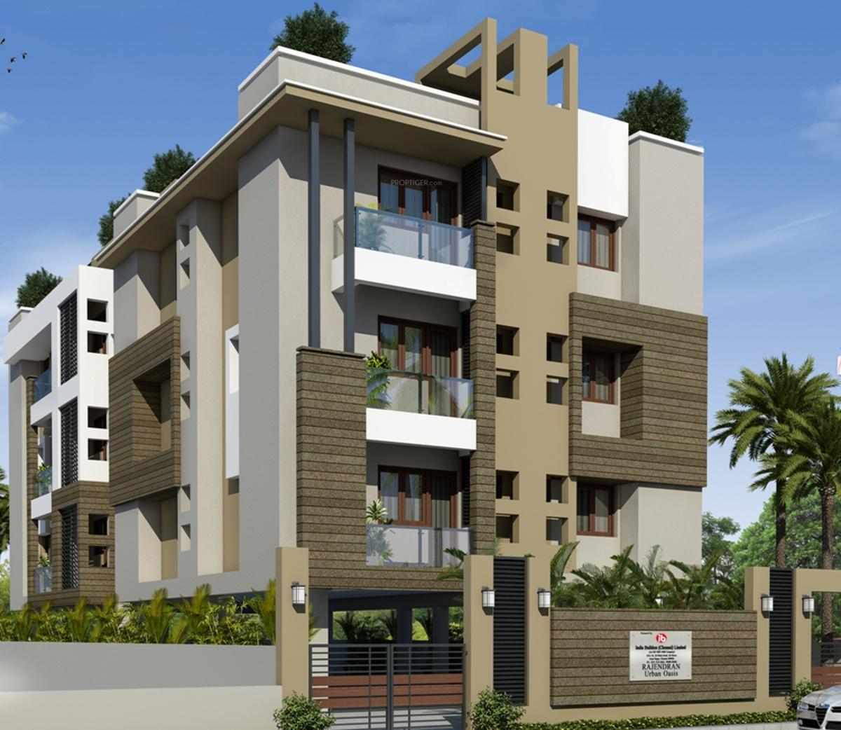 5 Floor Apartment Elevation : Image of location map india builders urban oasis anna