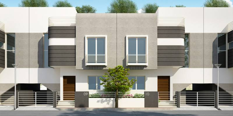 Images for Elevation of Narayan Highlife Duplex Apartment
