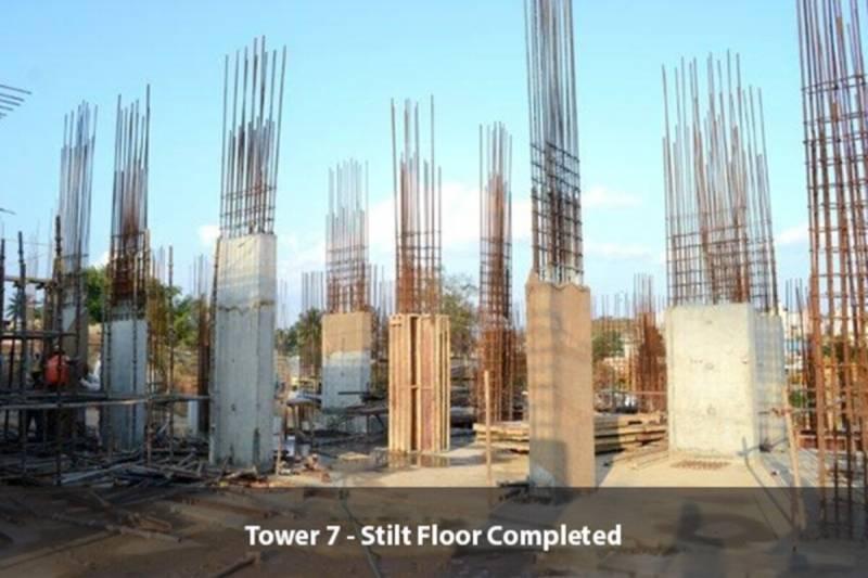 Images for Construction Status of Salarpuria Sattva Divinity