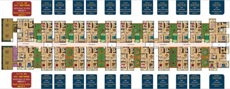 Images for Cluster Plan of Srimitra Lifestyle
