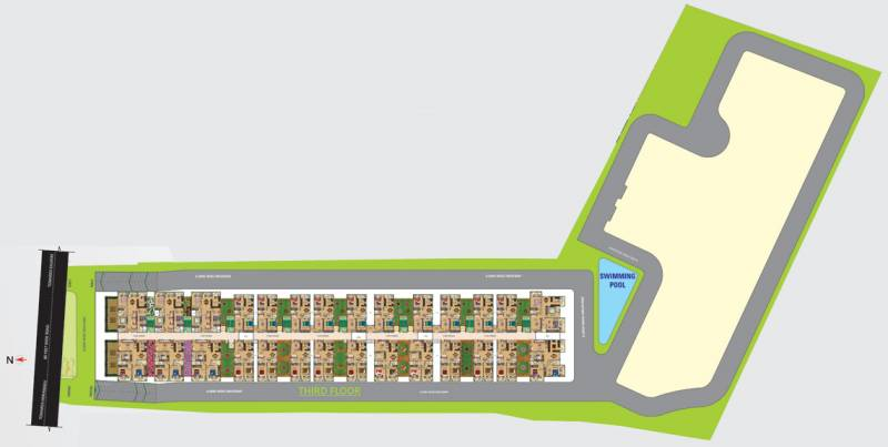 Images for Layout Plan of Srimitra Lifestyle