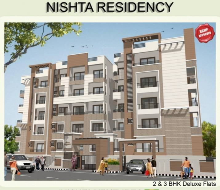 Images for Elevation of Nishta Residency