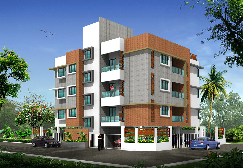 Main Elevation Image Of Kaecee Enterprises Premium Apartments Unit Available At Thiyagaraya Nagar Chennai Proptiger