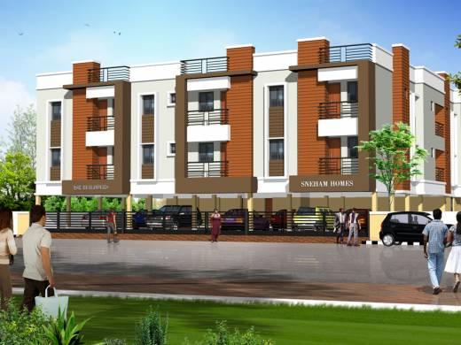 Asr Sneham Homes In Padi Chennai Price Location Map